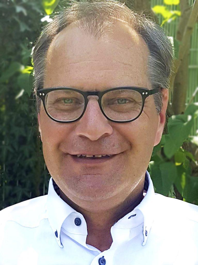 Bernd Binsch (Vorsitzender und Fraktionssprecher im Gemeinderat)