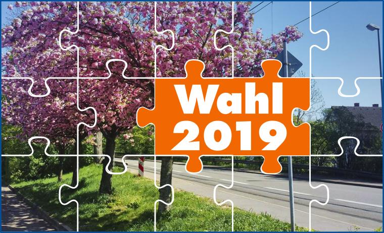 Wahl 2019 – Was kann ich für meine Stadt tun?