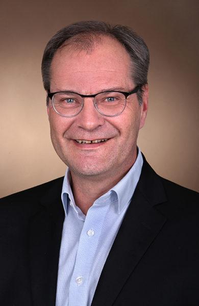 Bernd Binsch, Fraktionssprecher im Eppelheimer Gemeinderat und Vorsitzender der Eppelheimer Liste