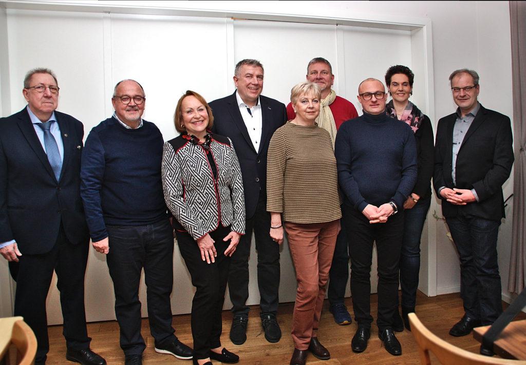 Nominierung der Kandidaten für den Wahlkreis 5 des Rhein-Neckar-Kreis